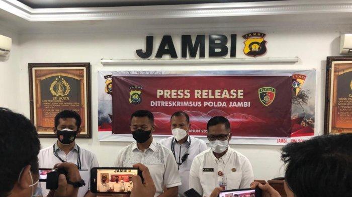 Pemalsuan KTP di Jambi, Mabes Polri Periksa Kantor Dinas Dukcapil, Modus Pelaku Pakai KTP Bekas