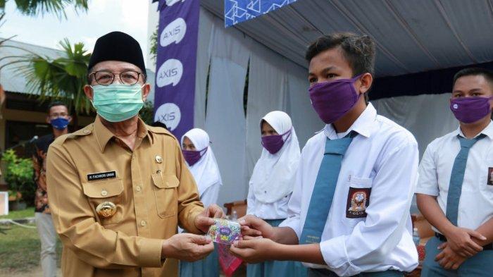 Gubernur Jambi Puji Kontribusi XL Dukung Pembelajaran Jarak Jauh