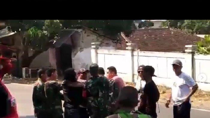 Siapa Sebenarnya Dadang Buaya? Datang ke Markas TNI Bawa Senjata Tajam Lalu Buat Onar