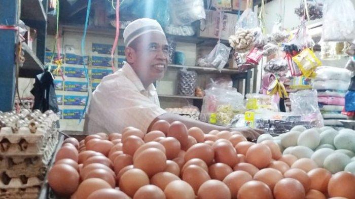 Update Harga Sembako Tiga Pasar Tradisional di Kota Jambi, Beras Belida dan Naruto Rp 11 Ribu