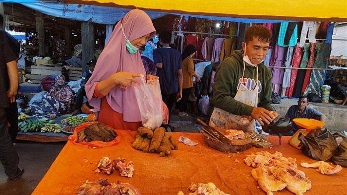 Sehari Jelang Lebaran 2021, Harga Daging Sapi dan Kerbau di Muarojambi Diperkirakan Naik Rp180 Ribu