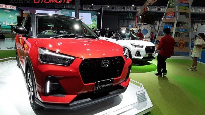 Penampilan Daihatsu Rocky yang segera Mengaspal, Kembarannya Toyota Raize Meluncur 5 November