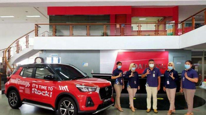 Daihatsu Rocky Telah Hadir di Jambi, Harga Mulai Rp229 Juta