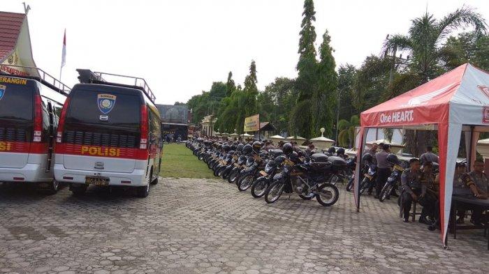 Operasi Ketupat, Kendaraan Luar Provinsi Dilarang Masuk Kerinci