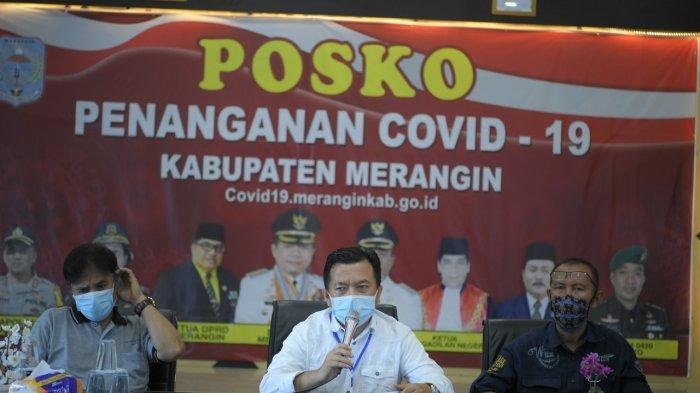 Pulang dari Jawa, Seorang Santri di Merangin Positif Rapid Test, Begini Kondisinya Sekarang