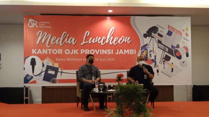 Pertumbuhan Dana Pihak Ketiga Perbankan di Jambi positif