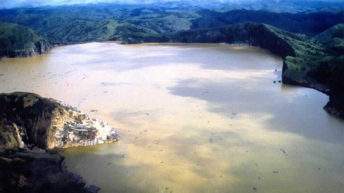 Mengenal Danau Nyos, Tempat Roh Jahat dan Sebagai Danau Paling Mematikan di Dunia