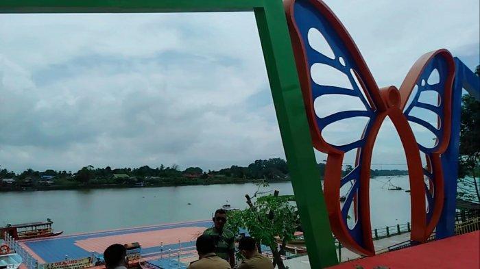 Danau Sipin Bakal Diperluas, Tangkul Tak akan Dihilangkan, Ini Kata Walikota Jambi