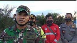 2 Heli dan 60 Petugas Dikerahkan Padamkan Api di Desa Muntialo