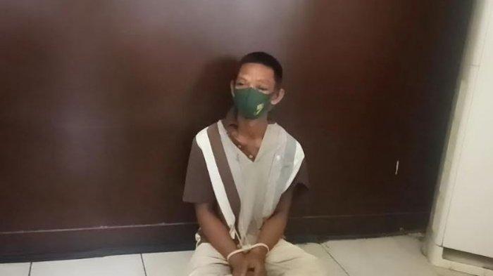 Kutni Nekat Pegang Kemaluan Seorang Nenek di Palembang, Malah Ngaku Tak Sengaja