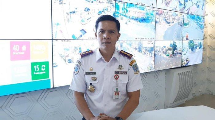 Saleh Ridha Pernah Jabat Sekretaris Lurah, Kini Jadi Kepala Dinas Perhubungan Kota Jambi