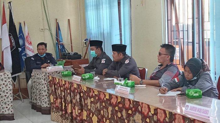 Bawaslu minta KPU Sarolangun Buat Terobosan Dalam Pemuktahiran DPB