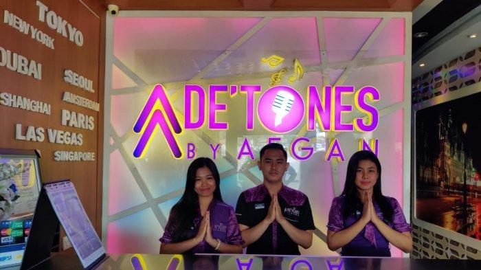 De'Tones by Afgan Karaoke Sediakan Lagu-lagu Ter-Update dan Baru Dirilis