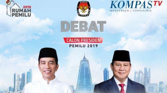 Debat Keempat Pilpres 2019, Jokowi Salah Data Soal Suku Bangsa dan Jumlah Bahasa Daerah. Cek Di Sini