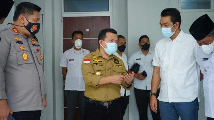 Gubernur Jambi Al Haris: Segera kirim Alat PCR ke Batanghari