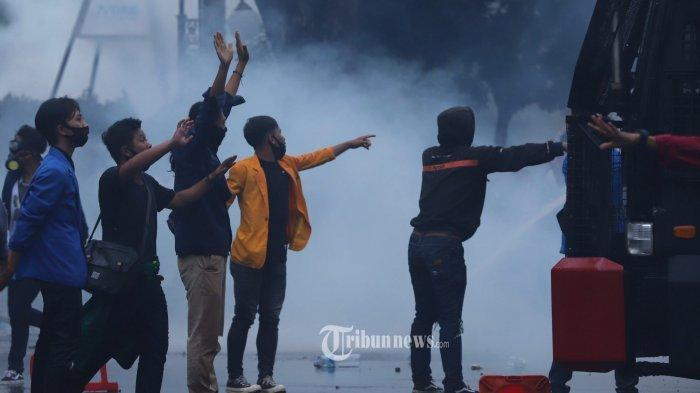 3 Wartawan Persma di Jakarta Hilang Kontak Saat Meliput Demonstrasi Tolak UU Cipta Kerja