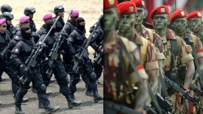 Karir 2 Jenderal TNI Kopassus dan Denjaka Ini Meroket, Usai Bebaskan Kapal Dibajak Perompak Somalia