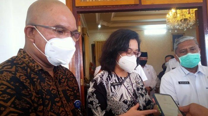 Deputi Rehabilitasi BNN RI Cek Lokasi Panti Rehabilitasi Pecandu di Sarolangun, Lokasi Strategis