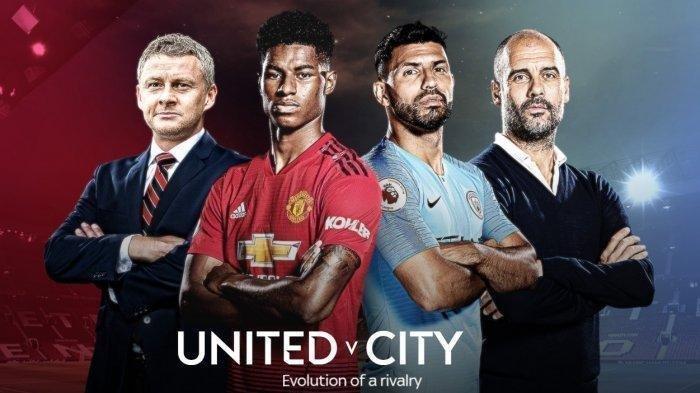 LINK LIVE Streaming Manchester City vs Man United di Mola TV Hari Ini, Tak Siaran Langsung di TVRI