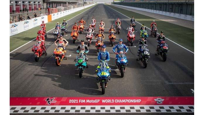 SESAAT LAGI! Link Live Streaming MotoGP Qatar 2021 Sesi FP di Sirkuit International Losail