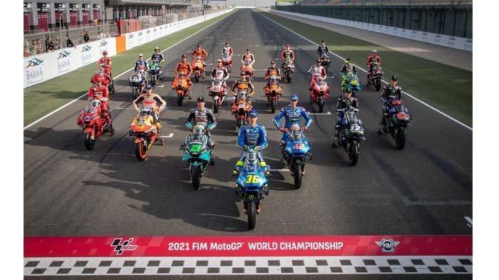 Deretan para rider MotoGP 2021