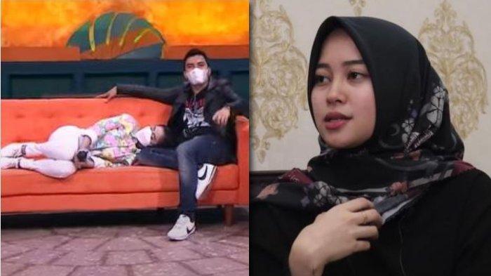 Adegan Dewi Perssik Tidur di Paha Aldi Taher Dikecam Istri Sah: Mantan si Mantan, Tapi Gak Gitu Juga