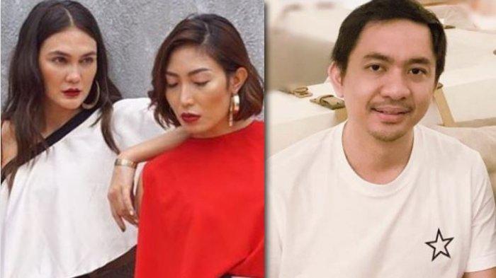 Bocor Nama Ayu Dewi di Ponsel Regi Datau Hanya Bertuliskan Ini, Luna Maya Kaget: Gw Gak Mau Ganti!