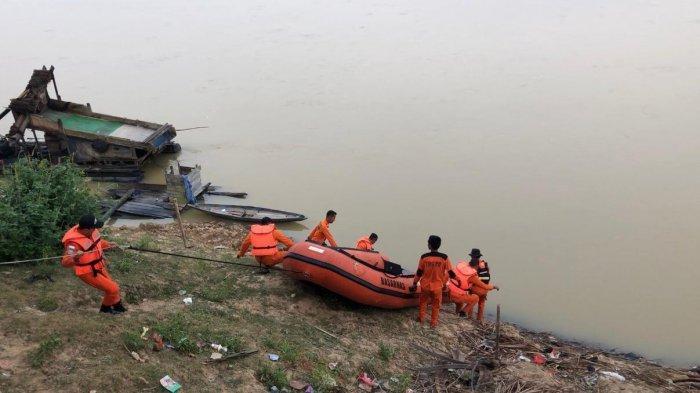 Di Hari Lebaran Idul Adha 1440 H, 3 Orang di Jambi, Hilang Terseret Sungai Batanghari