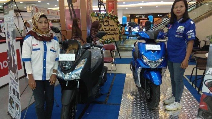 Tribun Jambi Great Expo 2018, Yamaha Panca Upca Tawarkan DP Mulai Rp1,7 Juta