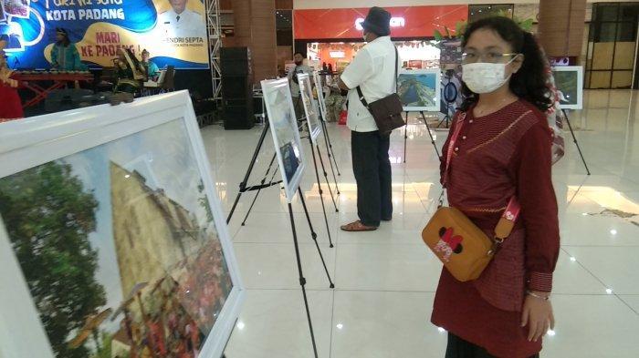 Adakan Pameran Foto dan Pariwisata, Dinas Pariwisata Kota Padang Pamer Destinasi Wisatanya di Jambi