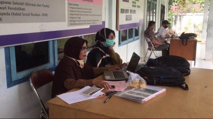 BREAKING NEWS Belajar Tatap Muka di Kabupaten Batanghari Dimulai Senin Dengan Protokol Kesehatan
