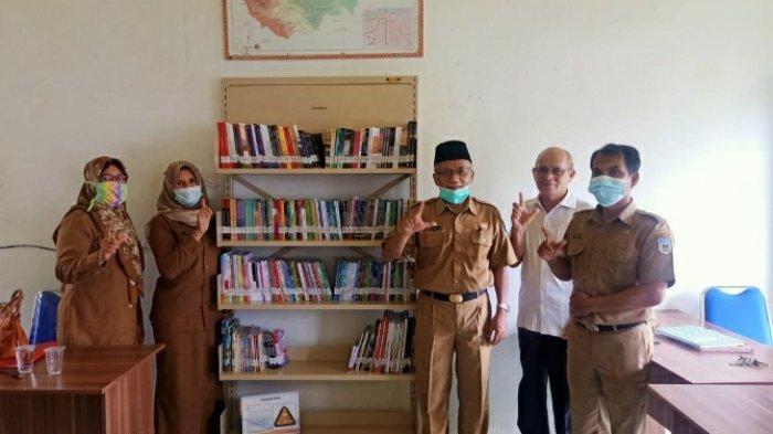 Inilah Tujuh Desa di Sarolangun yang Dapatkan Bantuan Program Perpustakaan Berbasis Inklusi