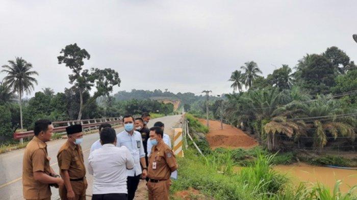 Pembangunan Dua Duplikat Jembatan di Merangin Masih Tertunda, Ini Penjelasan Kepala Dinas PUPR