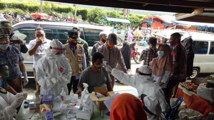 Tangani Pandemi Covid-19, Dinkes Kerinci Anggarkan 4 Ribu Alat Rapid Test
