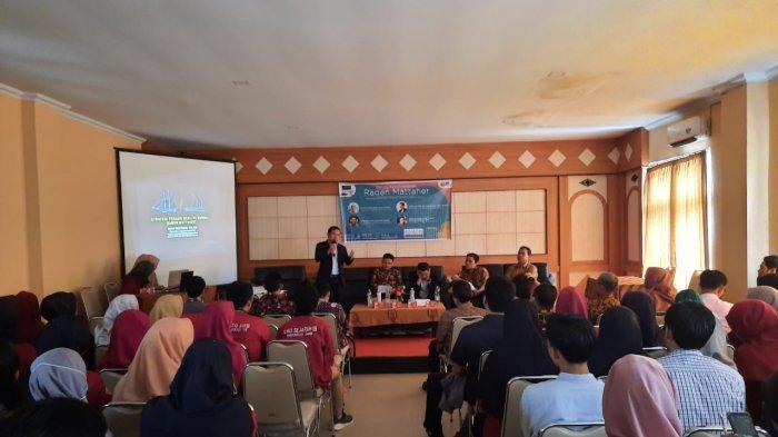 Diperjuangkan Jadi Pahlawan Nasional Hima Ilmu Sejarah Unja Gelar Diskusi Kepahlawanan Raden Mataher
