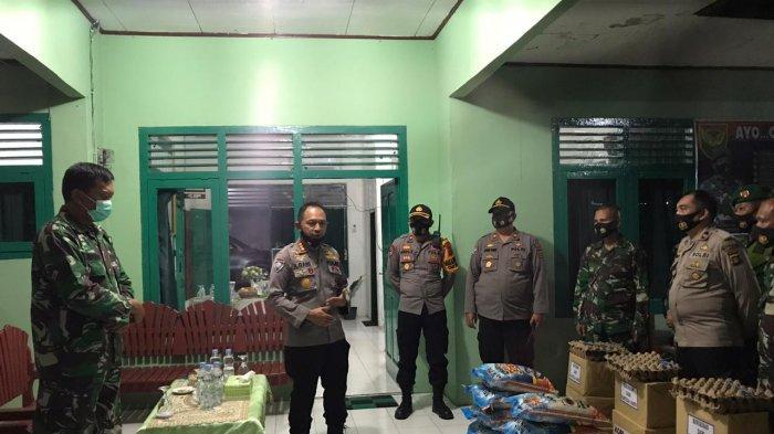 Jalin Sinergitas TNI-Polri Menjelang Pilkada, Dirbinmas Polda Jambi Kunjungi Koramil dan Polsek