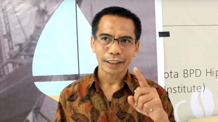 CDO Dahlan Dahi Menitikkan Air Mata Saat Launching Tribun-papua.com: Sudah Lama Ingin Hadir di Papua
