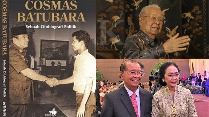 Mantan Menteri Cosmas Batubara Dikabarkan Meninggal, 5 Fakta Profil Menteri Era Soeharto
