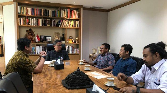 Dirjen Kemendikbud Hilmar Farid, Bakal Hadiri Fesmed 2019 di Jambi, Akan Bahas Tentang Ini