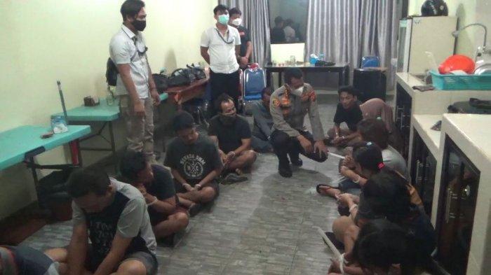 Jalani Penyidikan, Belasan Tersangka Kasus Judi Togel Online Masih Mendekam di Sel Polda Jambi