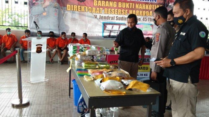 Ditresnarkoba Polda Jambi Tetapkan Isam Sebagai DPO Kasus Sabu-sabu Jaringan Aceh