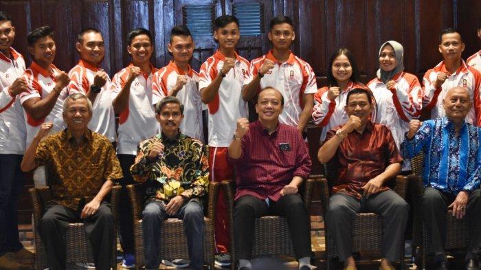 PTPN VI Apresiasi Atlet SEA Games XXX Asal Jambi, Beri Tali Asih