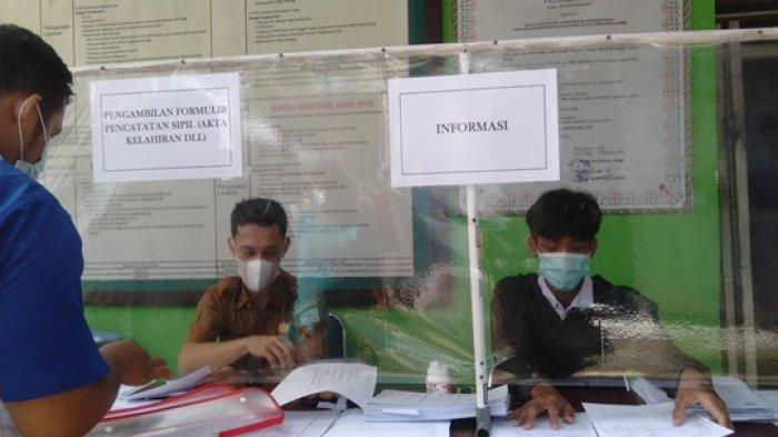 Dukcapil Kota Jambi Kejar Tayang Selesaikan Seribuan Dokumen Kependudukan Usai Tutup 6 Hari