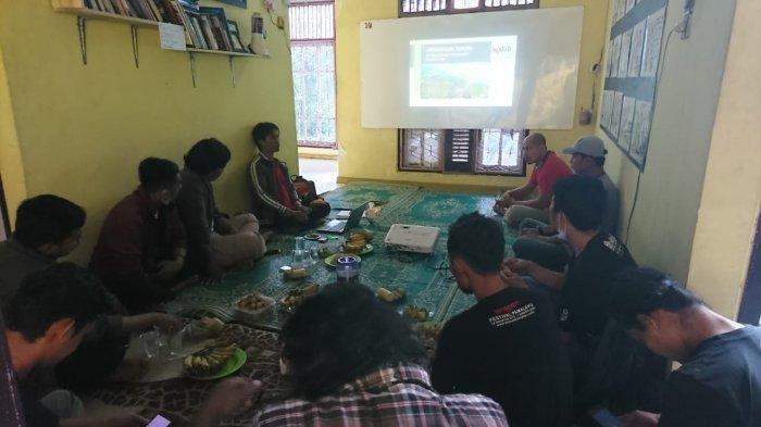 Diskusi Bersama AJI Kota Jambi, Walhi Beberkan Hasil Temuan Restorasi Gambut, Ternyata Ini Hasilnya