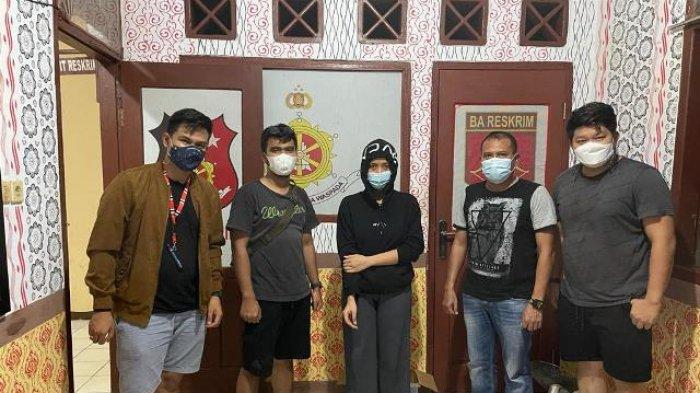 Devi Admin Arisan Online di Jambi Sedang Hamil saat Ditangkap, Terpaksa Dirawat Karena Sakit