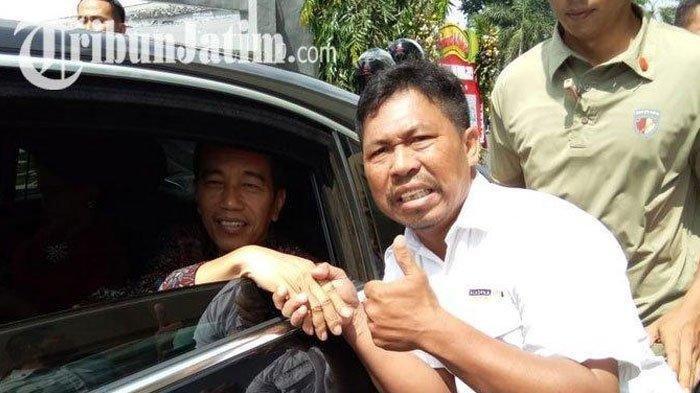 Kisah Kenekatan Tukang Pijat Gus Dur Padahal Dilarang Paspampres Jokowi, Gara-gara Bagikan VCD
