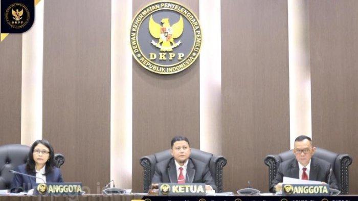 Tiga Hari Tak Hadir Rapat Pleno, Besok Adithiya Diar Anggota KPU Kota Jambi Diperiksa DKPP