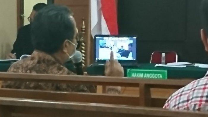Dodi Irawan Ungkap Orang Pertama yang Minta 'Uang Ijon' Ketok Palu di DPRD Provinsi Jambi