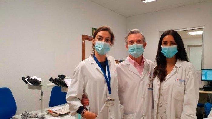 Penelitian terbaru, ciri-ciri orang terpapar Virus Corona atau ciri orang terkena Covid-19 bisa diamati dari 3 tanda di kulit. Foto tim dokter dari Spanyol yang menemukan hubungan antara lesi kulit dan virus corona.