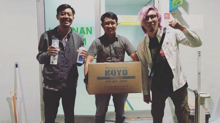 Dokter Tirta Imbau Netizen Stop Menghujat, 'Kita Punya Musuh Bersama, Covid-19'